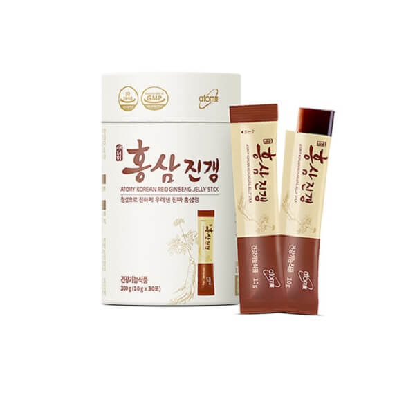 atomy red ginseng jelly stick